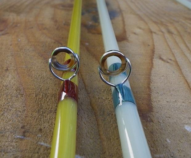 Filling the gap eat sleep fish for Fiberglass fishing rods